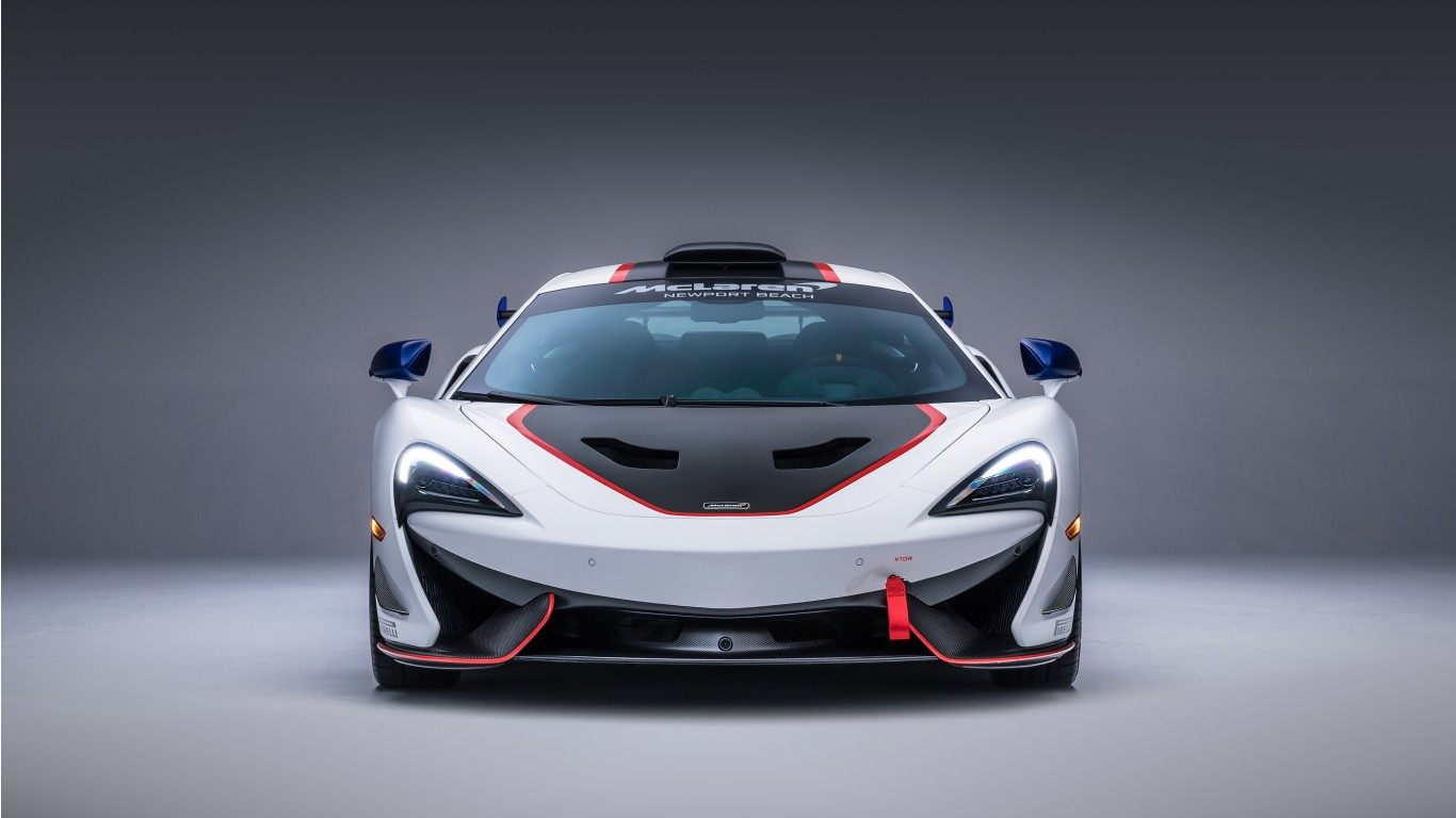 2018 Mclaren Mso X White Red 5k Wallpaper Hd Car