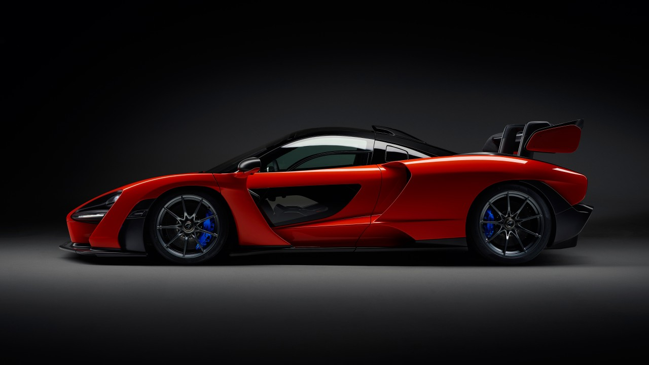2018 McLaren Senna 4K Wallpaper | HD Car Wallpapers | ID #9260