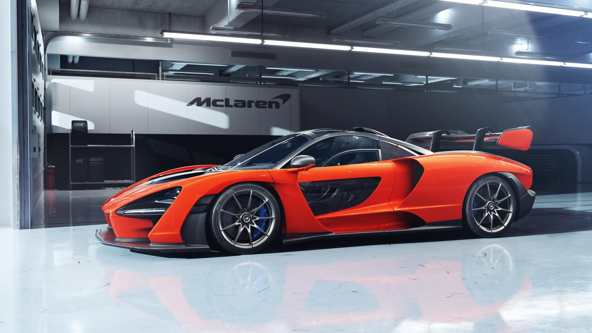 2018 Ford Gt >> 2018 McLaren Senna 4K 7 Wallpaper   HD Car Wallpapers   ID ...