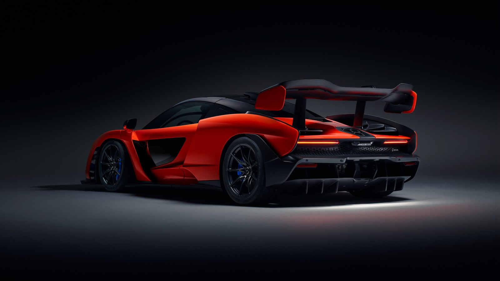 2018 Mclaren Senna 4k 8 Wallpaper Hd Car Wallpapers Id 9262
