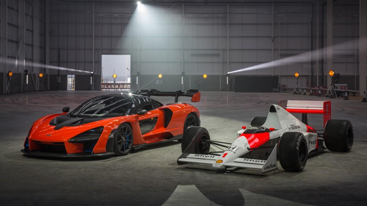 2018 Mclaren P1 Price >> 2018 McLaren Senna P15 5K 4 Wallpaper   HD Car Wallpapers   ID #9464