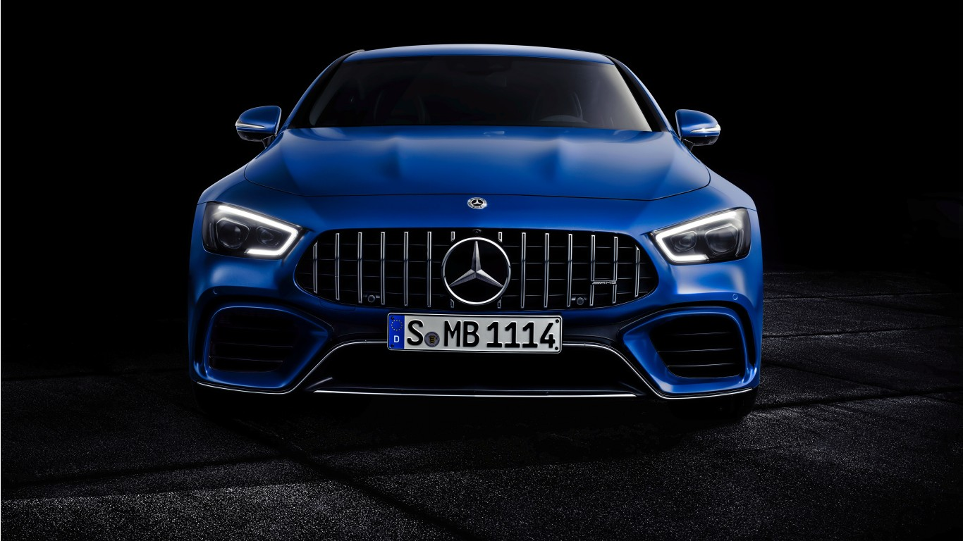 New Gle Coupe 2019 >> 2018 Mercedes AMG GT 63 S 4MATIC 4Door Coupe 4K Wallpaper | HD Car Wallpapers | ID #9919