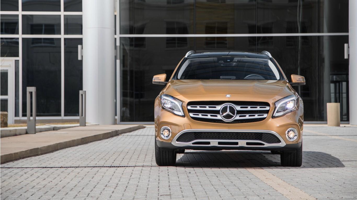 2018 Mercedes Benz GLA 250 4MATIC 4K Wallpaper | HD Car ...