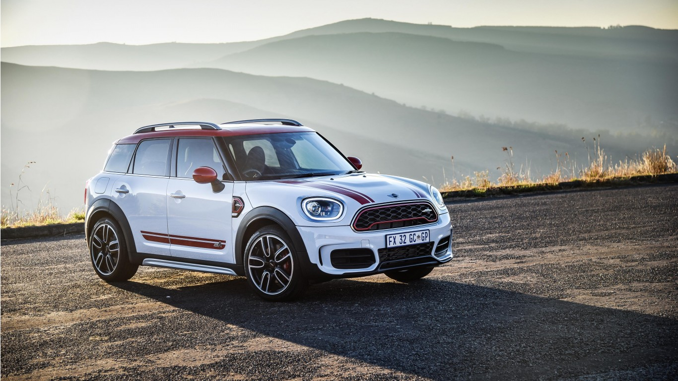 2018 Mini John Cooper Works Countryman 4K Wallpaper | HD ...