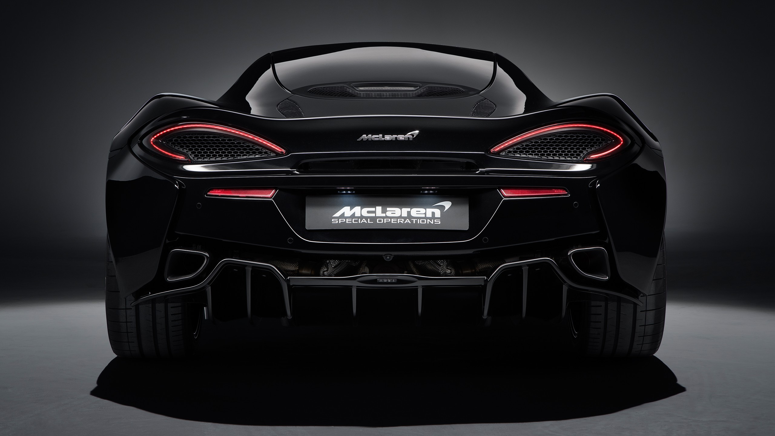 2018 MSO McLaren 570GT Black Collection 3 Wallpaper | HD Car Wallpapers | ID #9990