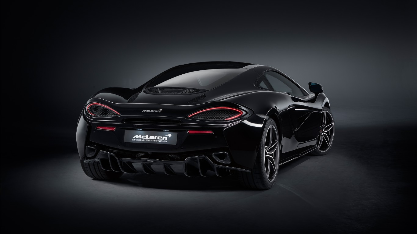 2018 MSO McLaren 570GT Black Collection 4 Wallpaper | HD Car Wallpapers | ID #9991