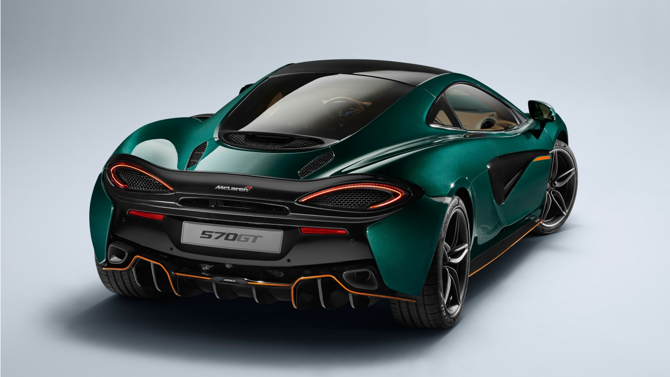 2018 MSO McLaren 570GT XP Green 5K 2 Wallpaper