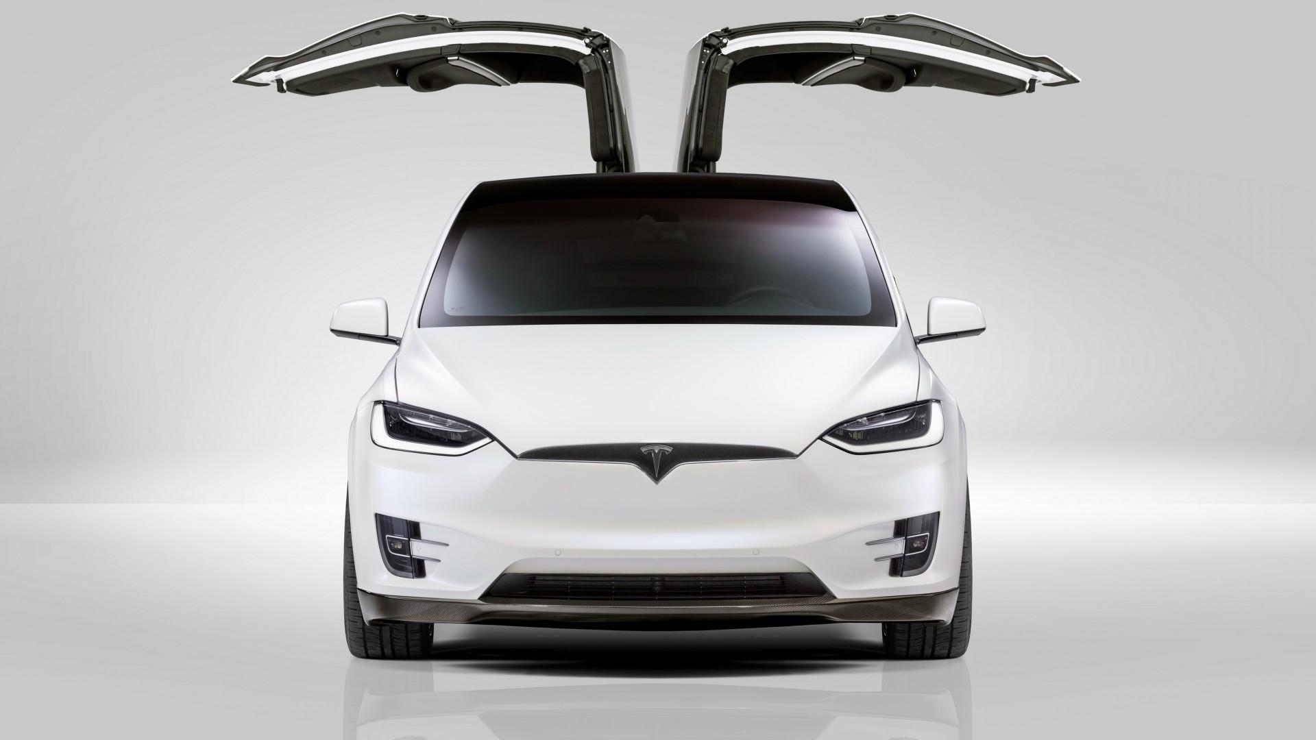2018 novitec tesla model x 4k wallpaper hd car wallpapers id 7973 - Tesla wallpaper android ...