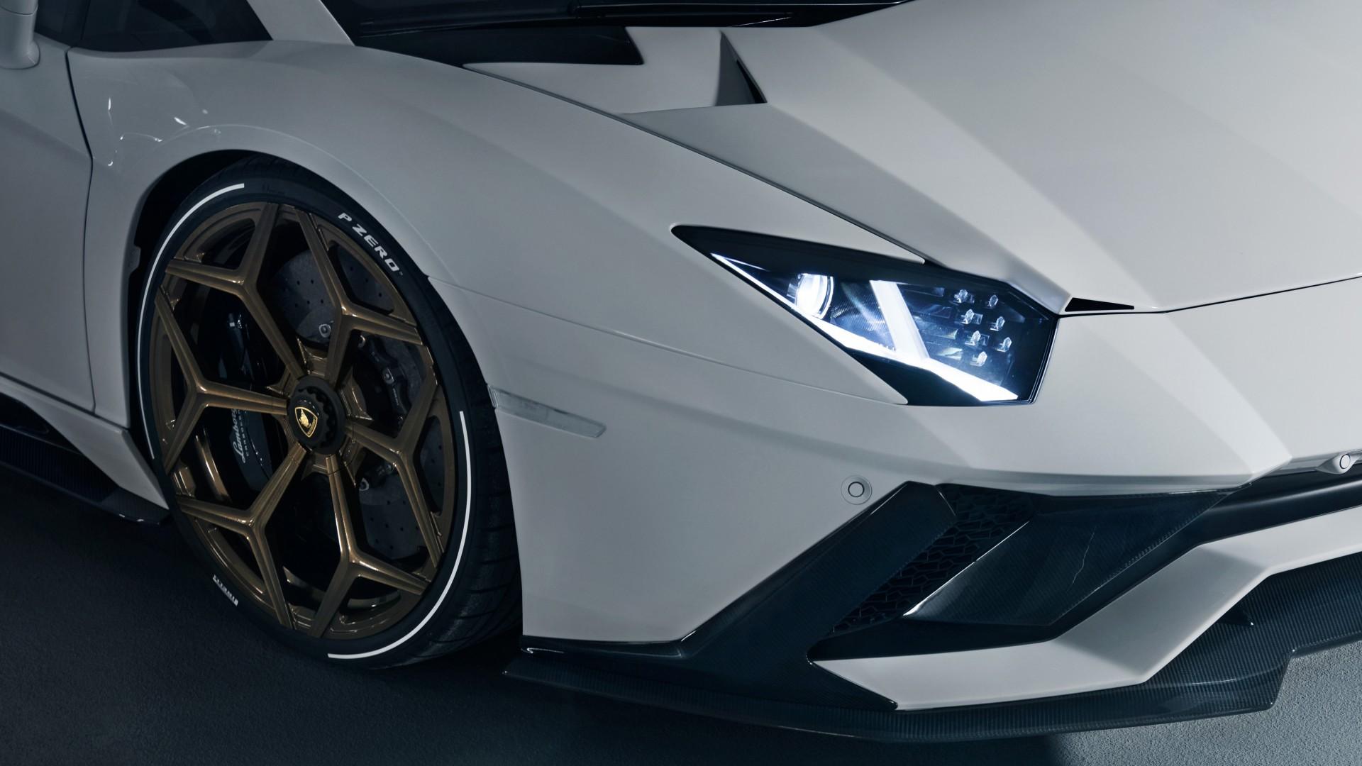 Lamborghini Aventador S Roadster Hd 4k Wallpaper: 2018 Novitec Torado Lamborghini Aventador S 4K 3 Wallpaper