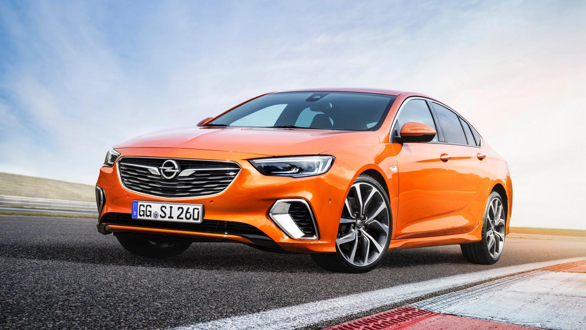 2018 Opel Insignia GSi 4K Wallpaper | HD Car Wallpapers ...