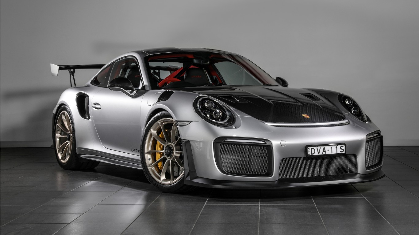 2018 porsche 911 gt2 rs 4k wallpaper hd car wallpapers id 10096. Black Bedroom Furniture Sets. Home Design Ideas