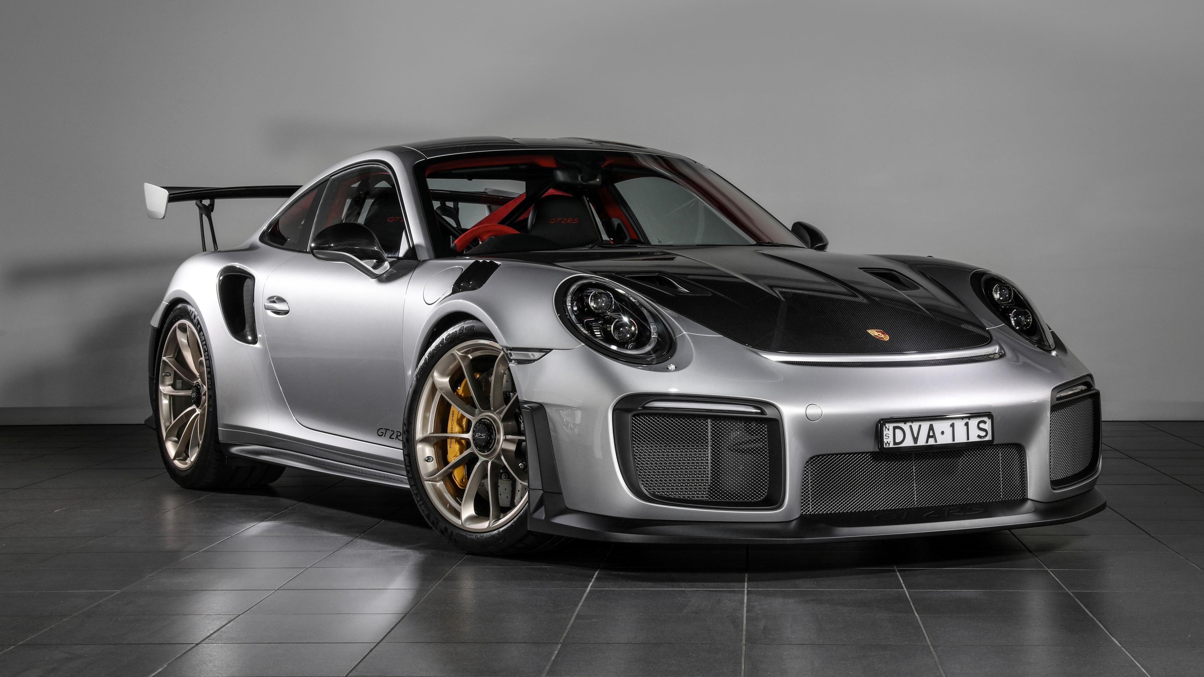 2018 Porsche 911 Gt2 Rs 4k Wallpaper Hd Car Wallpapers Id 10096