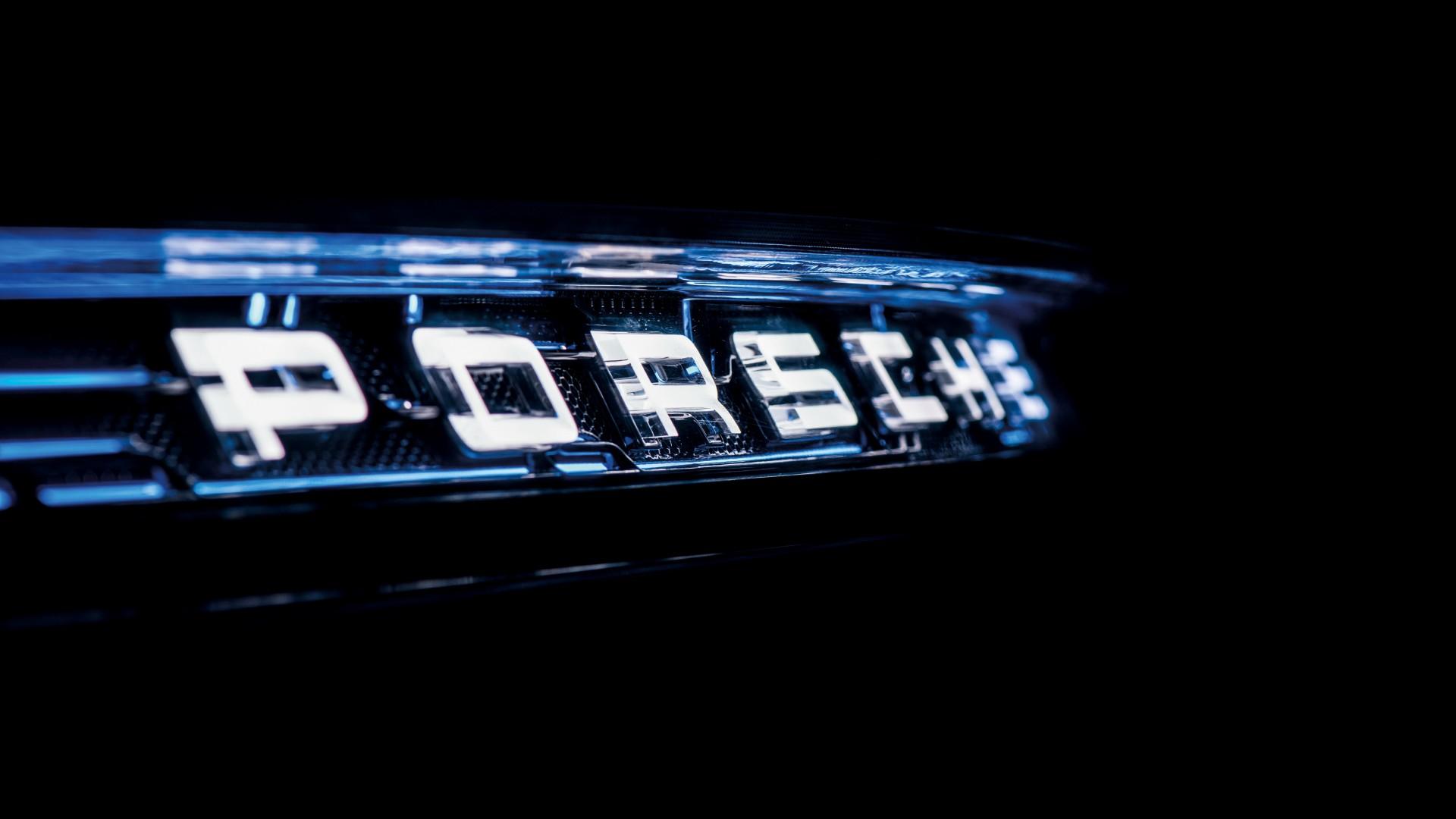 2018 Porsche Mission E Cross Turismo Wallpaper Hd Car