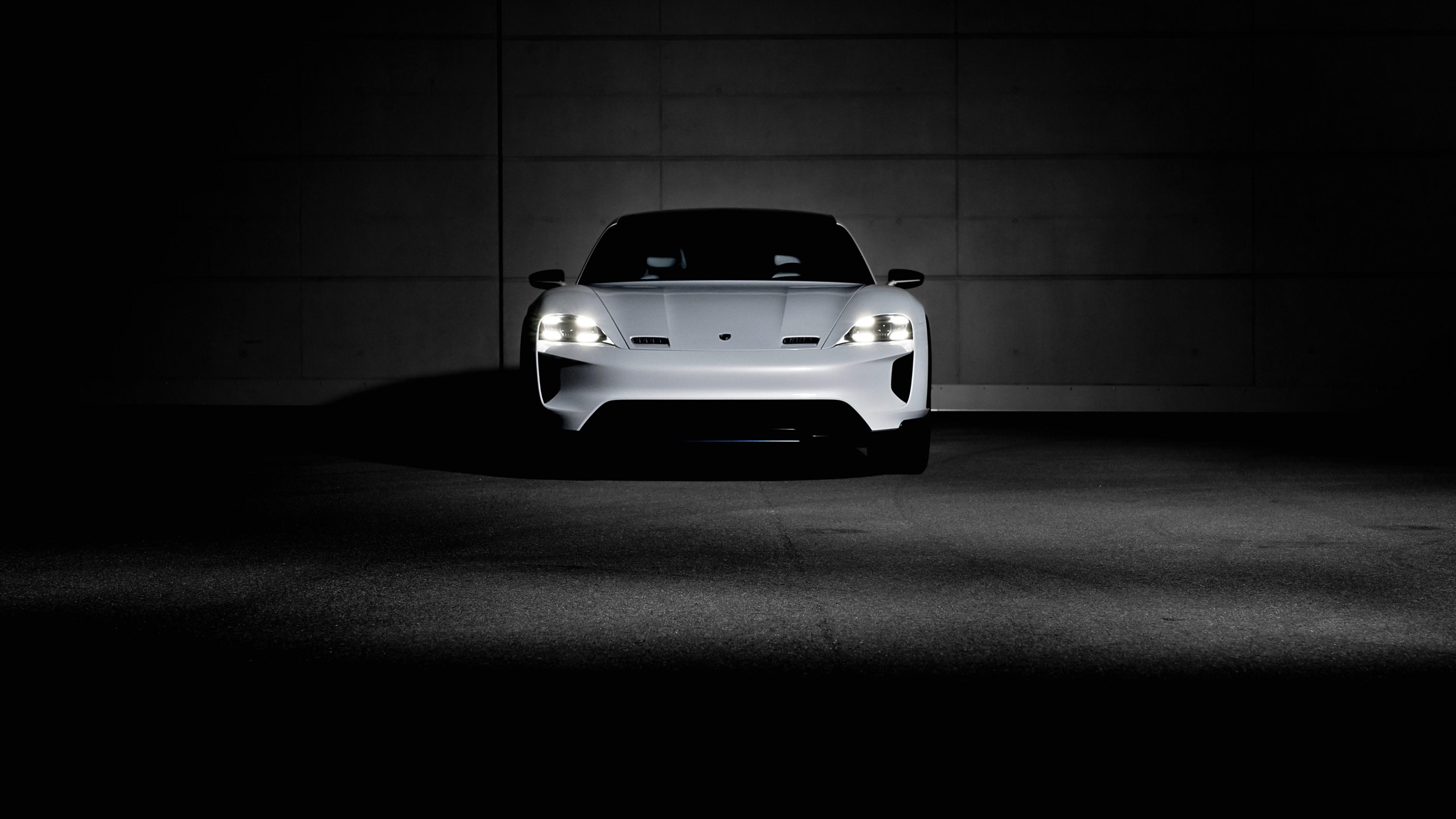 2018 Porsche Mission E Cross Turismo 4K 15 Wallpaper