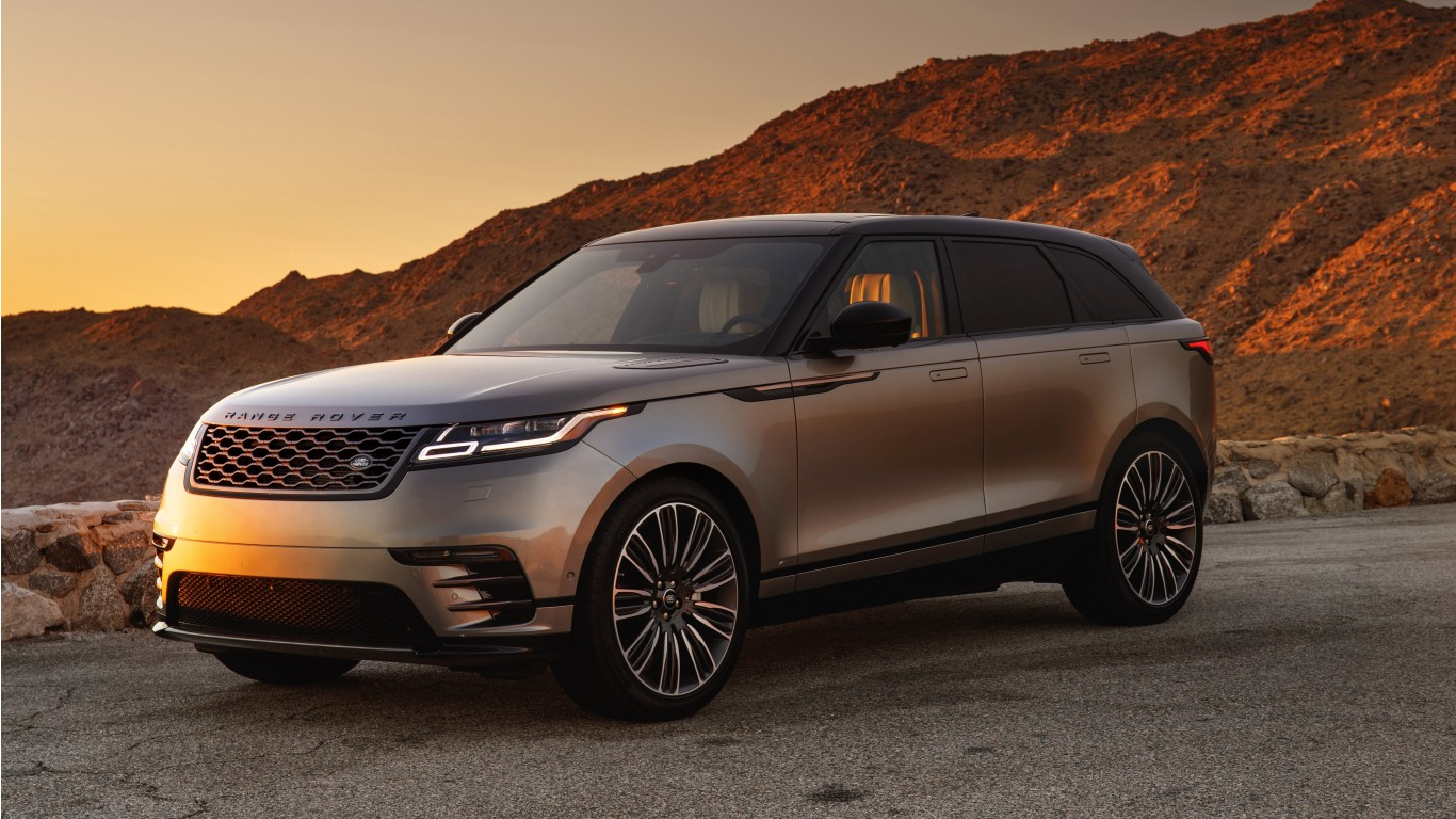 Range Rover Discovery Sport >> 2018 Range Rover Velar R Dynamic P380 HSE First Edition 4K ...