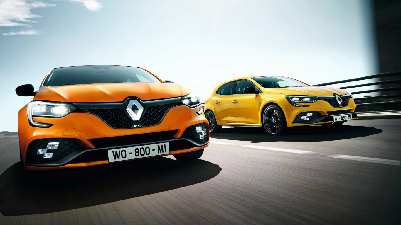 Renault Sport Wallpaper Iphone: 2018 Renault Megane RS 4K 5 Wallpaper
