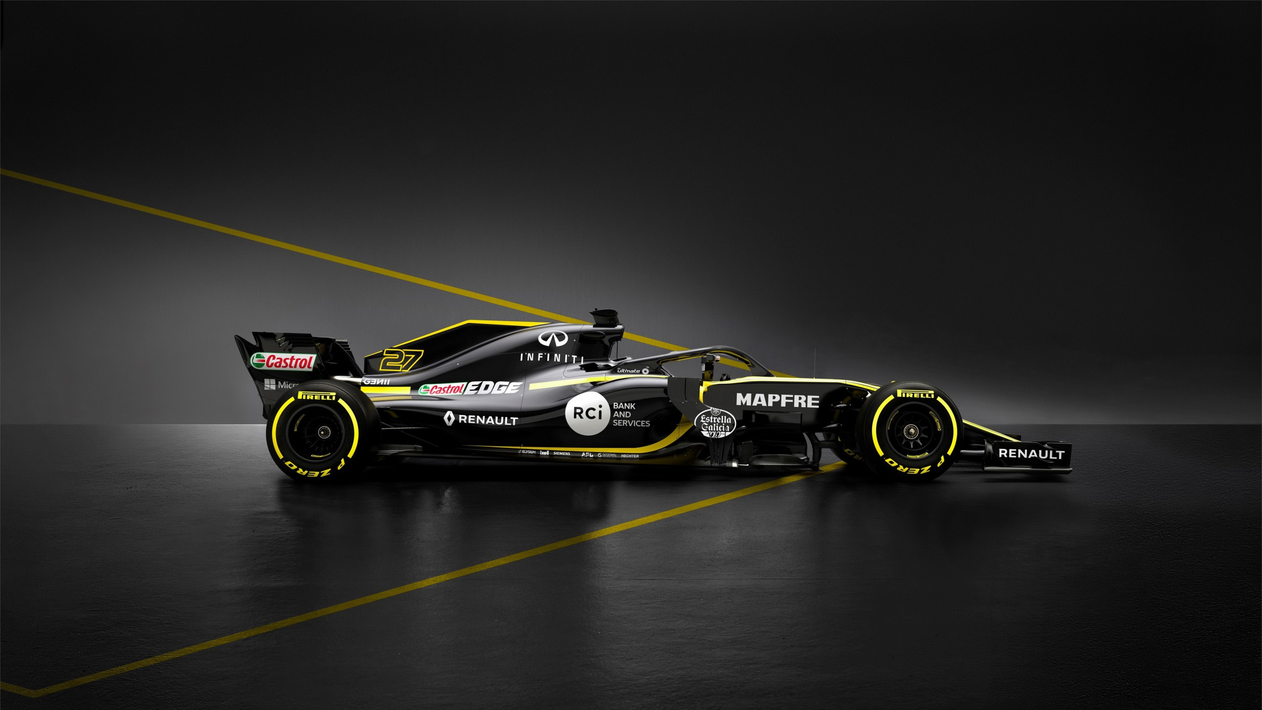 2018 Renault Rs18 F1 Formula 1 Car 4k 3 Wallpaper Hd Car