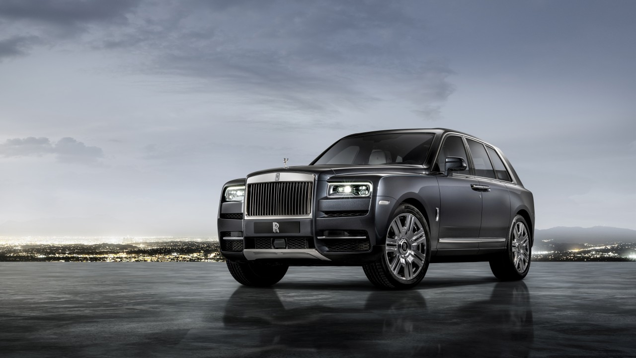 2018 Rolls Royce Cullinan 4k 2 Wallpaper Hd Car