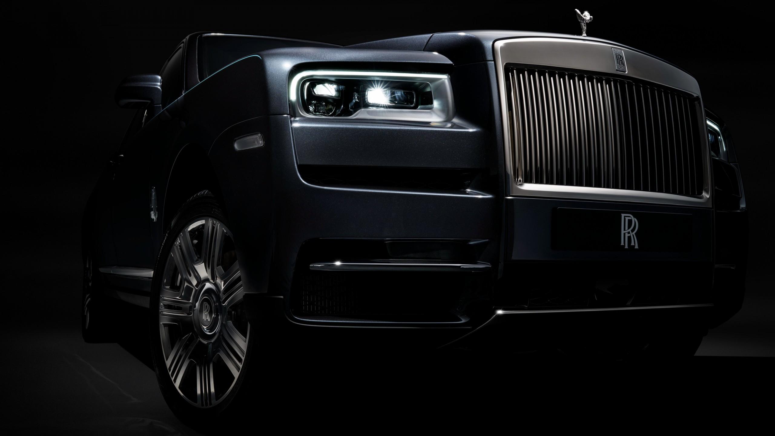 2018 Rolls-Royce Cullinan 4K 5 Wallpaper | HD Car ...