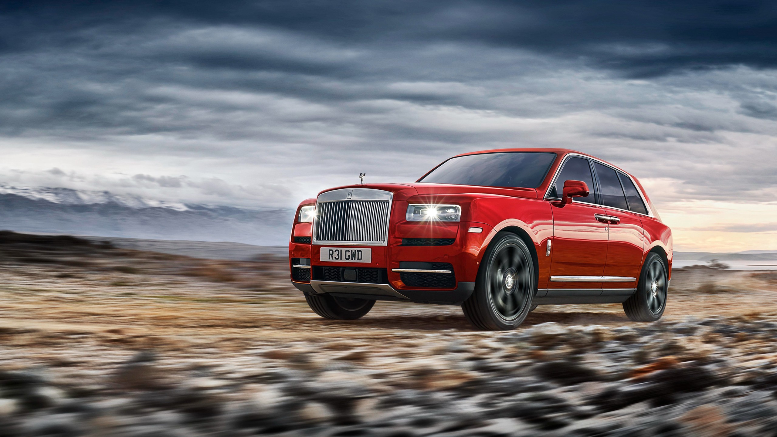 2018 Rolls-Royce Cullinan 4K 9 Wallpaper   HD Car ...