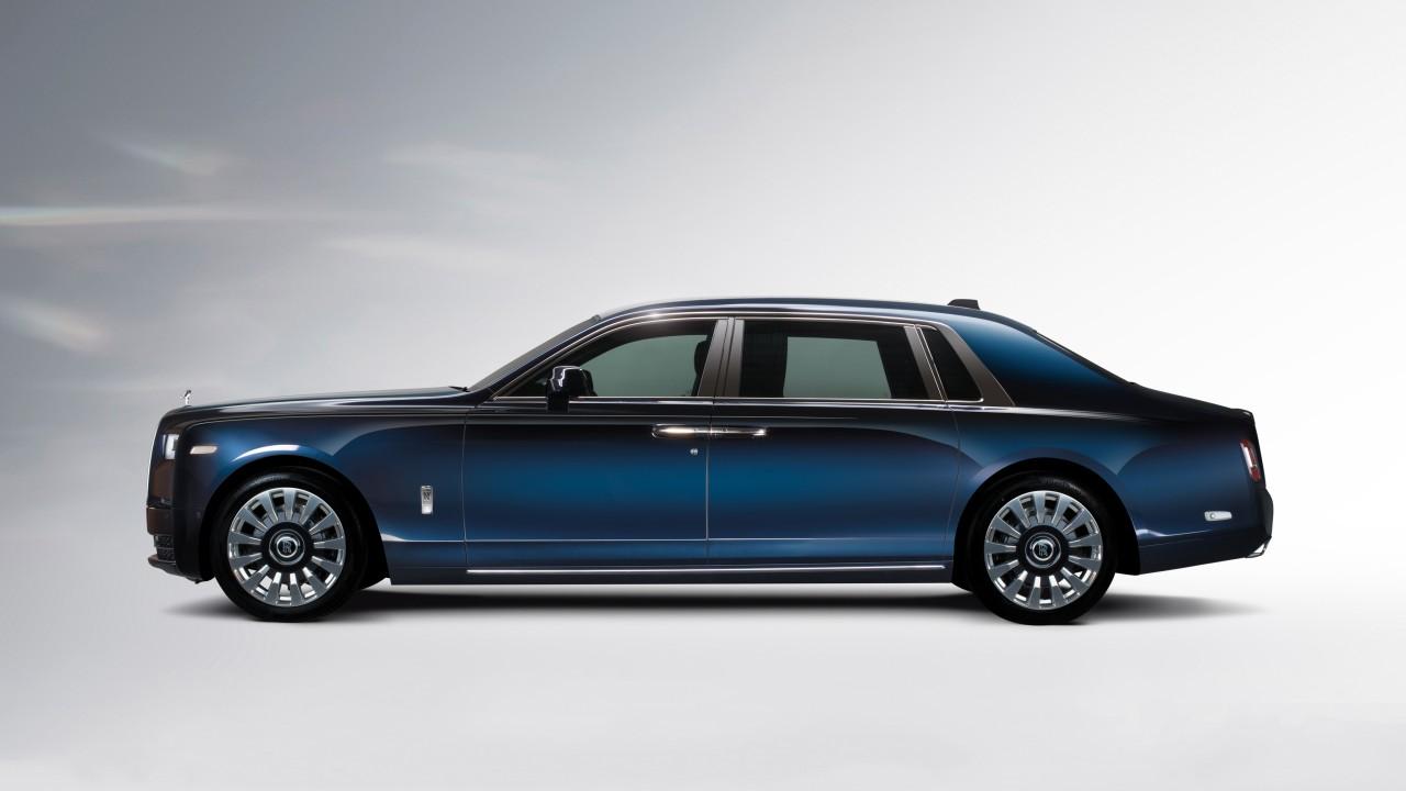 2018 Rolls Royce Phantom EWB A Moment in Time 4K Wallpaper ...
