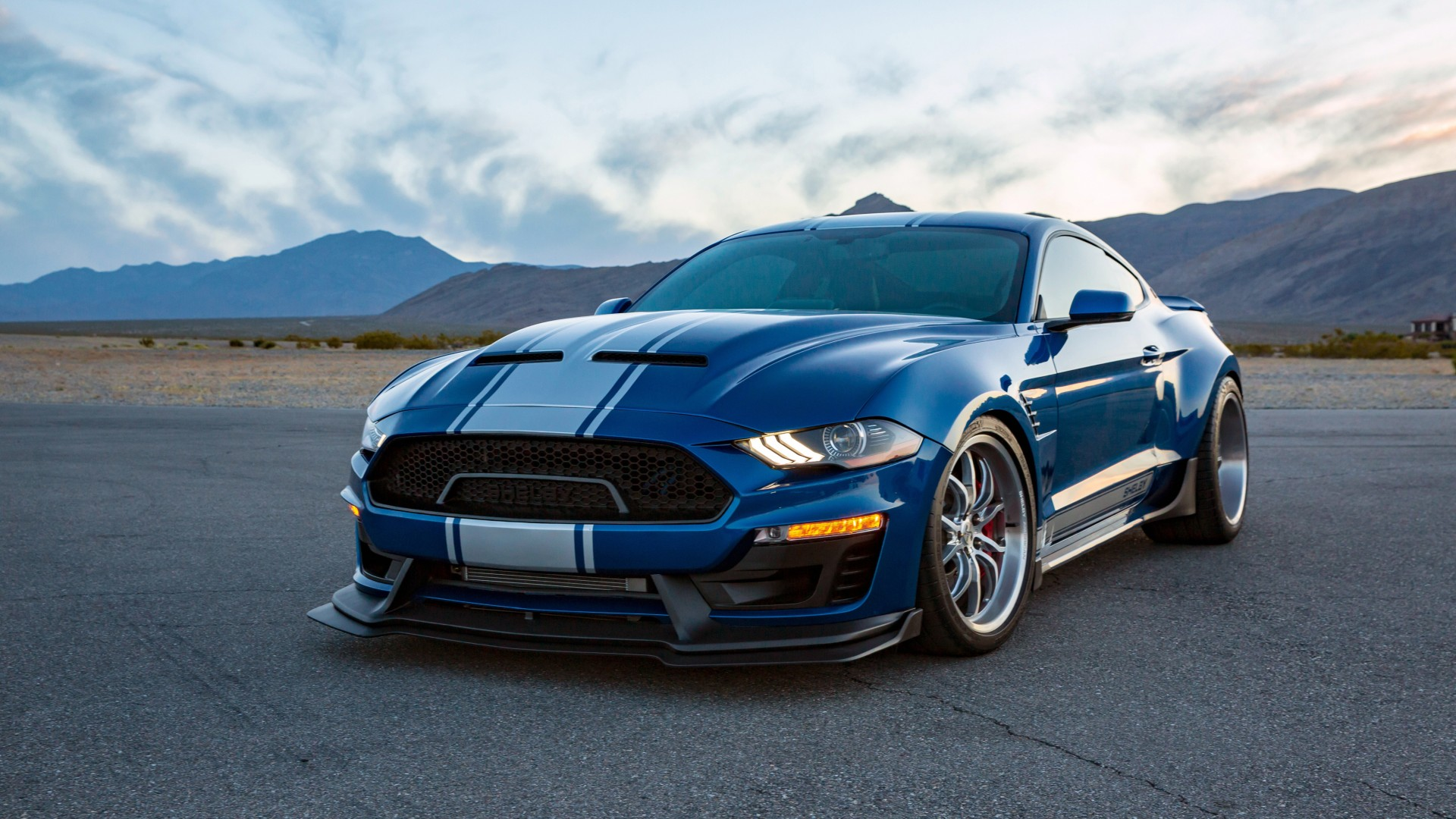 Mustang Super Snake >> 2018 Shelby Super Snake Wide Body 4K 3 Wallpaper | HD Car ...
