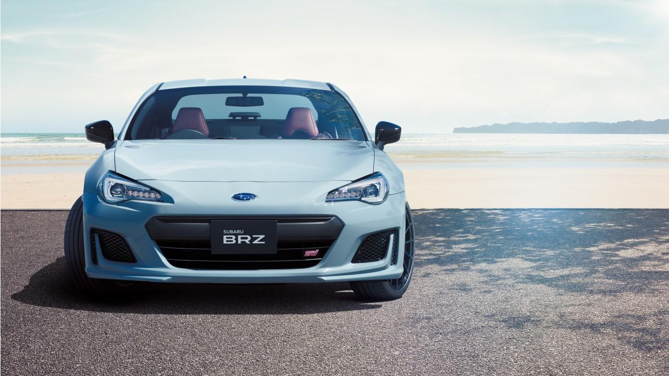 2018 Subaru BRZ STI Sport 4K 2 Wallpaper   HD Car ...