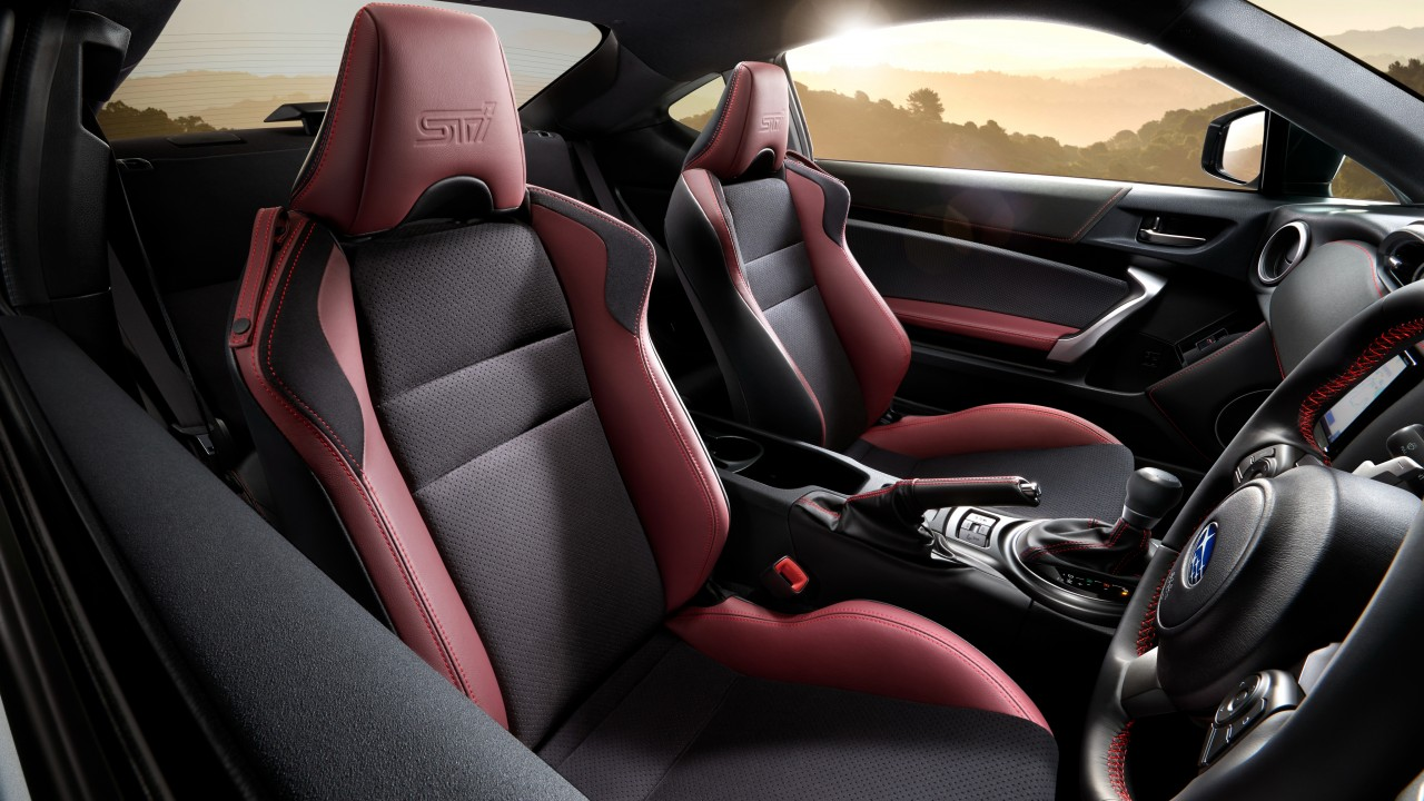 2018 Subaru BRZ STI Sport 4K Interior Wallpaper | HD Car ...