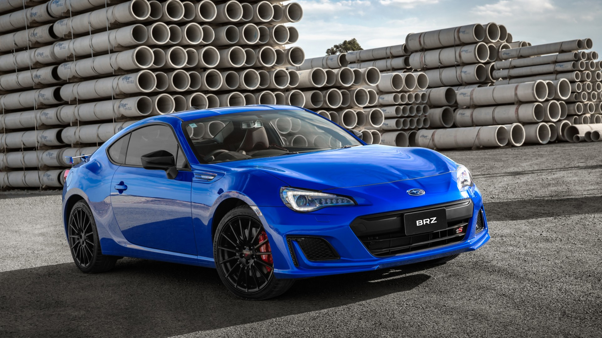 2018 Subaru BRZ TS Wallpaper