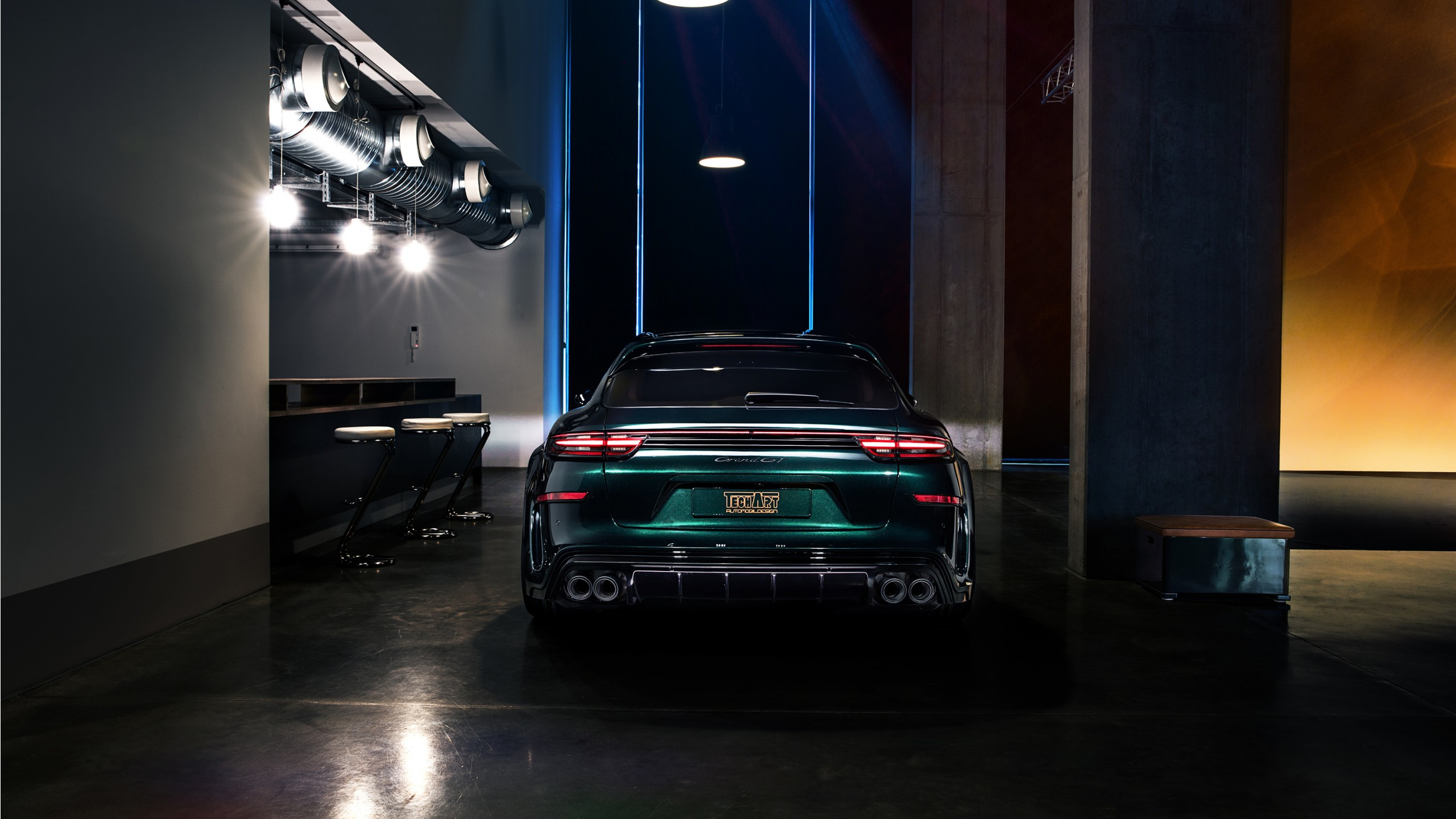 2018 TechArt Porsche Panamera Sport Turismo Grand GT 5 ...
