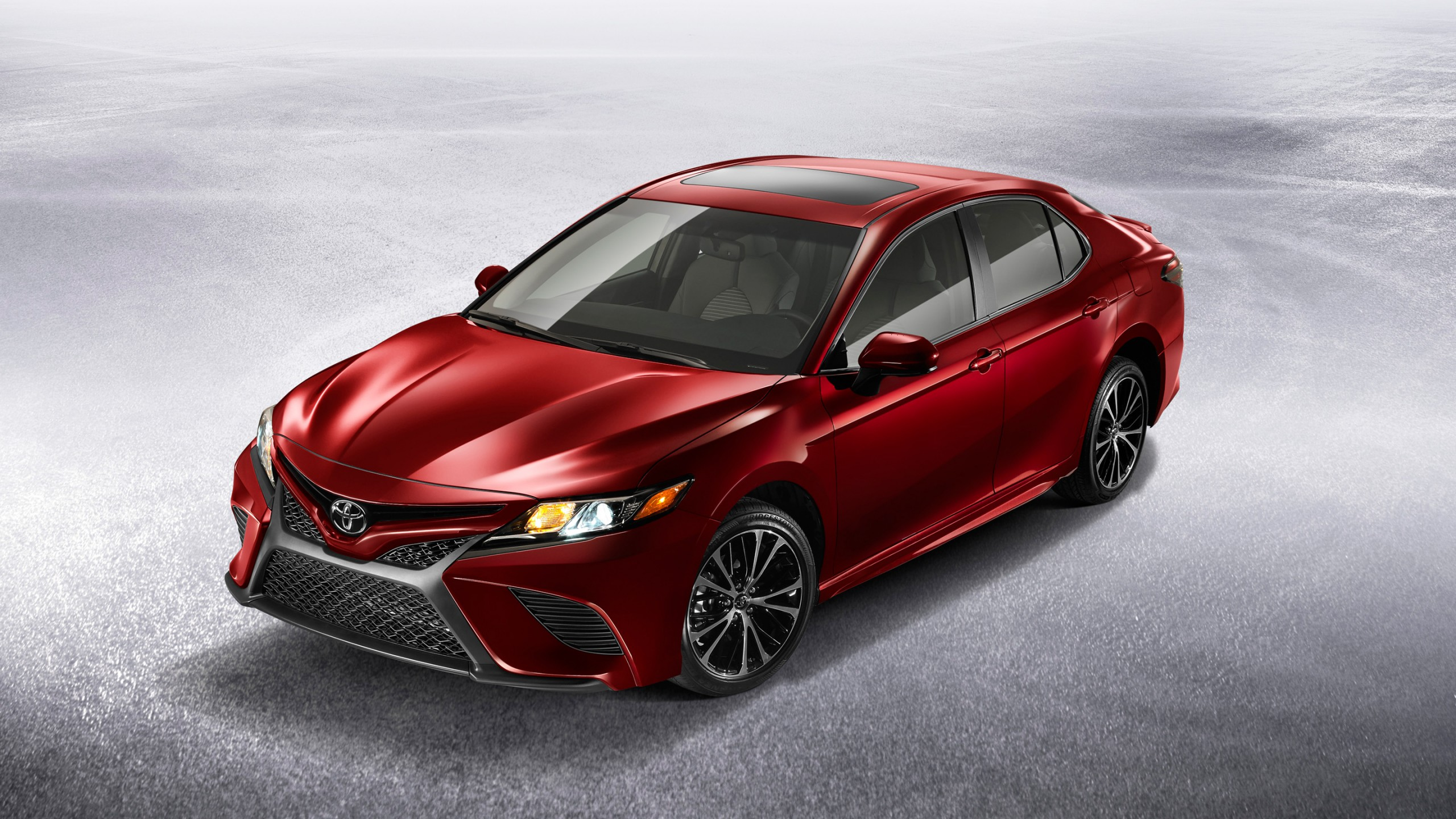 2018 Toyota Camry Se 2 Wallpaper Hd Car Wallpapers Id