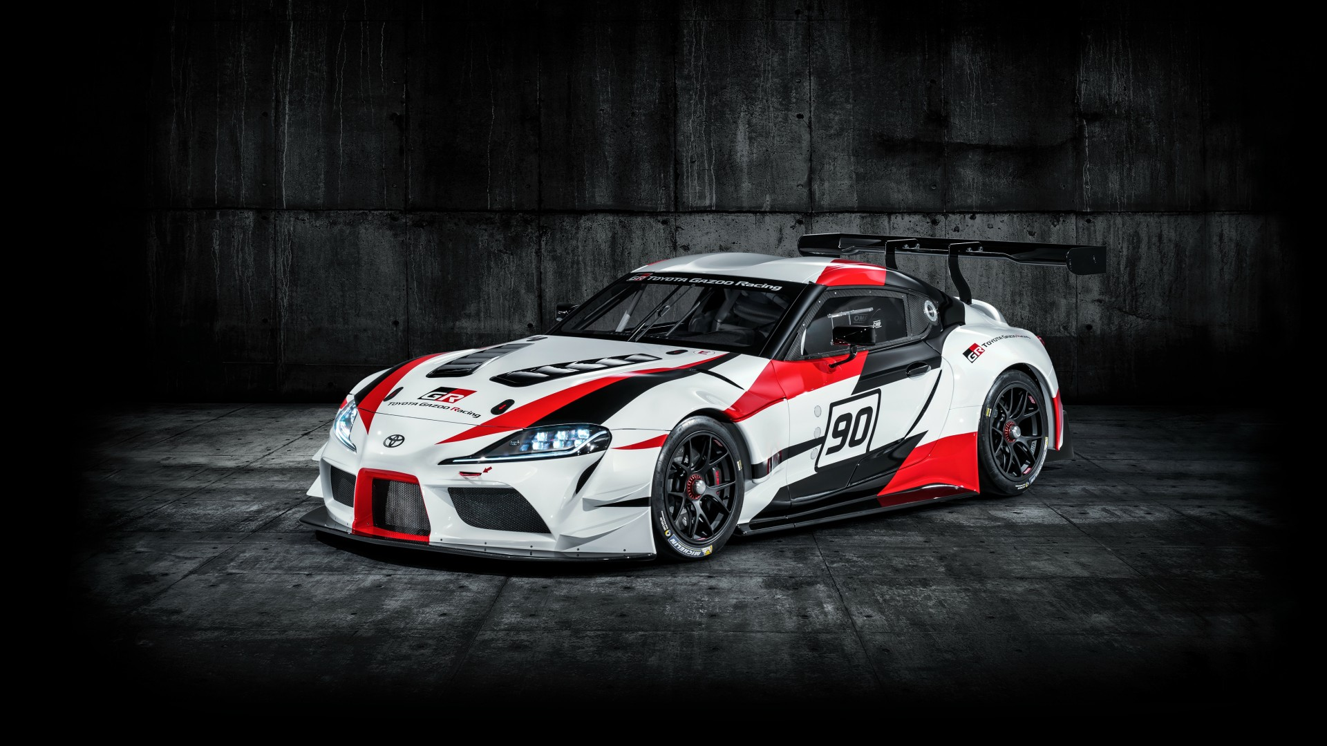 2018 Toyota Gr Supra Racing Concept 4k 3 Wallpaper Hd