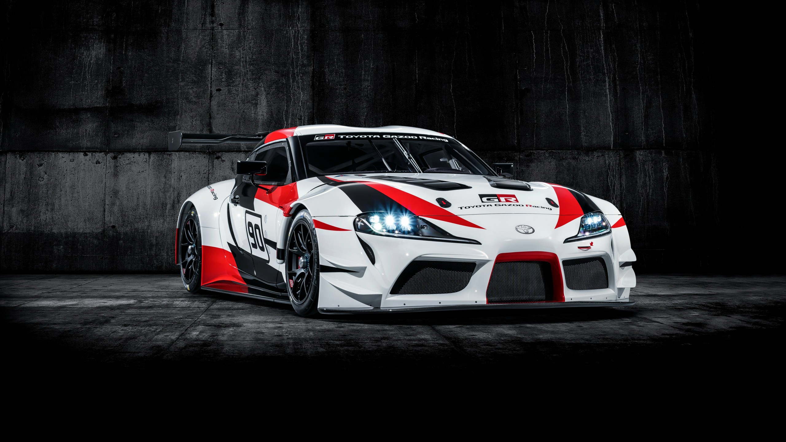 2018 Toyota GR Supra Racing Concept 4K 5 Wallpaper | HD ...