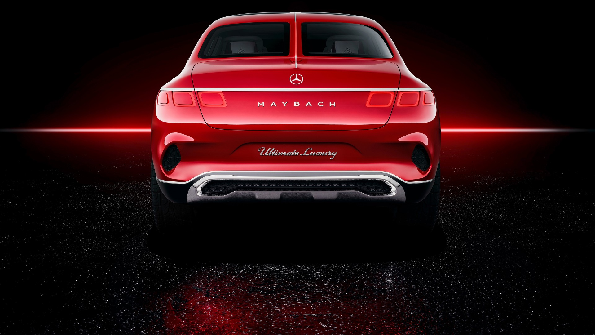 Mercedes Benz Amg Gt >> 2018 Vision Mercedes Maybach Ultimate Luxury 4K 6 Wallpaper | HD Car Wallpapers | ID #10220