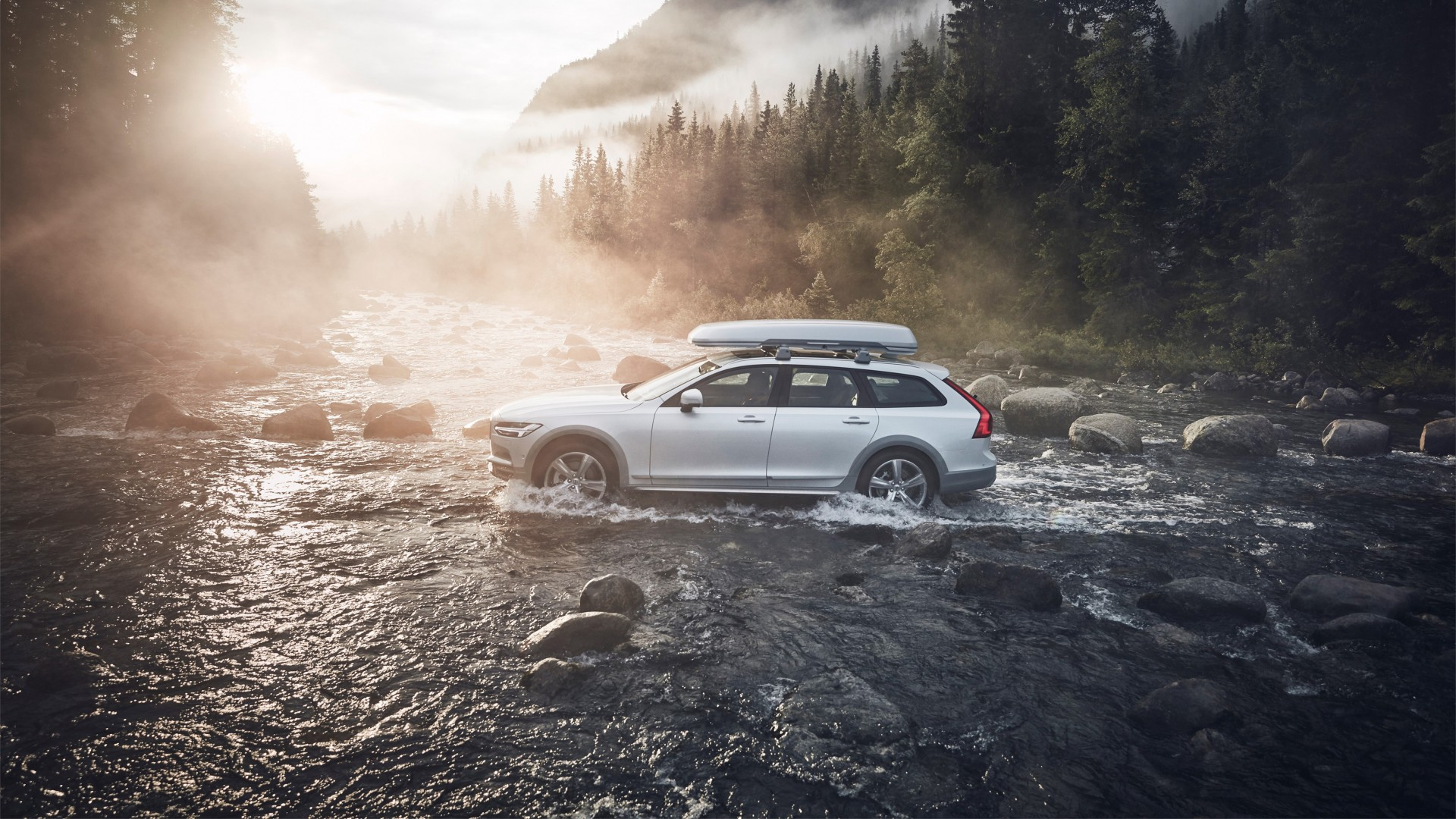2018 Volvo V90 Cross Country Volvo Ocean Race 4K 2 ...