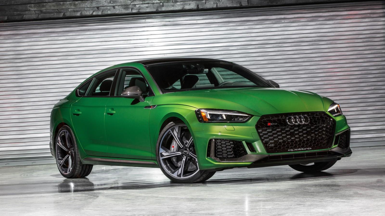 2019 Audi Rs5 Sportback 4k Wallpaper Hd Car Wallpapers