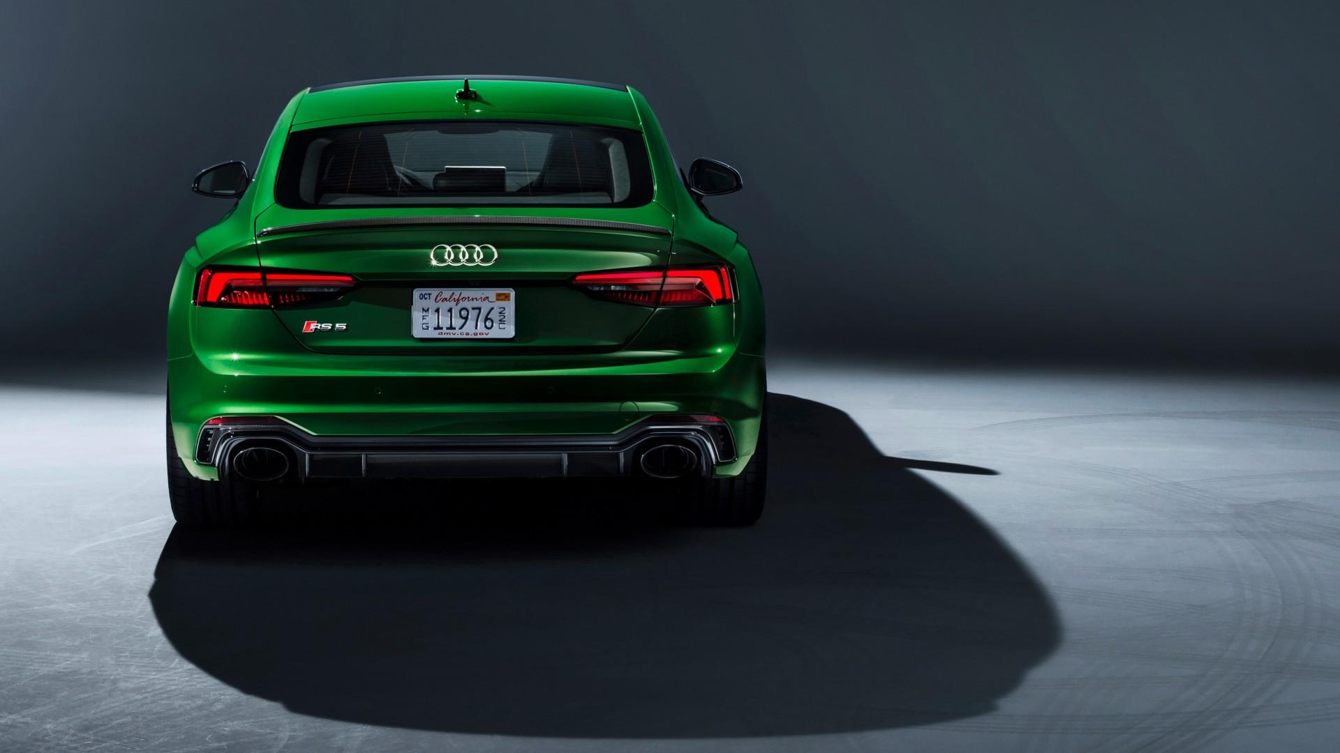 2019 Audi Rs 5 Sportback 4k 3 Wallpaper Hd Car