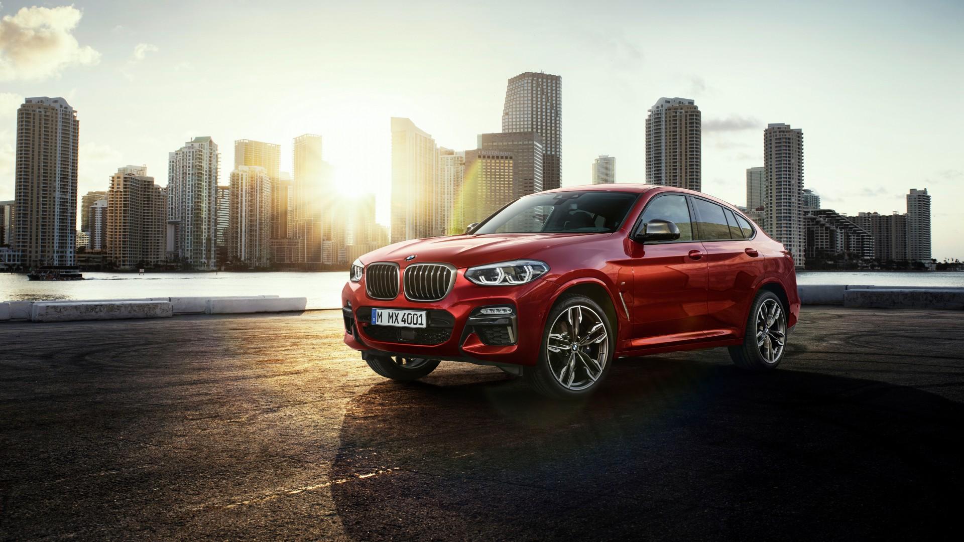 2019 BMW X4 M40d 4K Wallpaper | HD Car Wallpapers | ID #9610