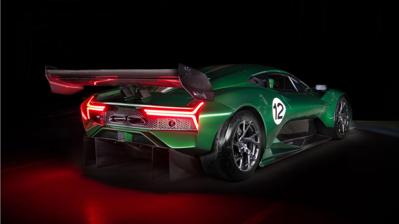 Alfa Romeo Supercar >> 2019 Brabham BT62 4K 3 Wallpaper | HD Car Wallpapers | ID
