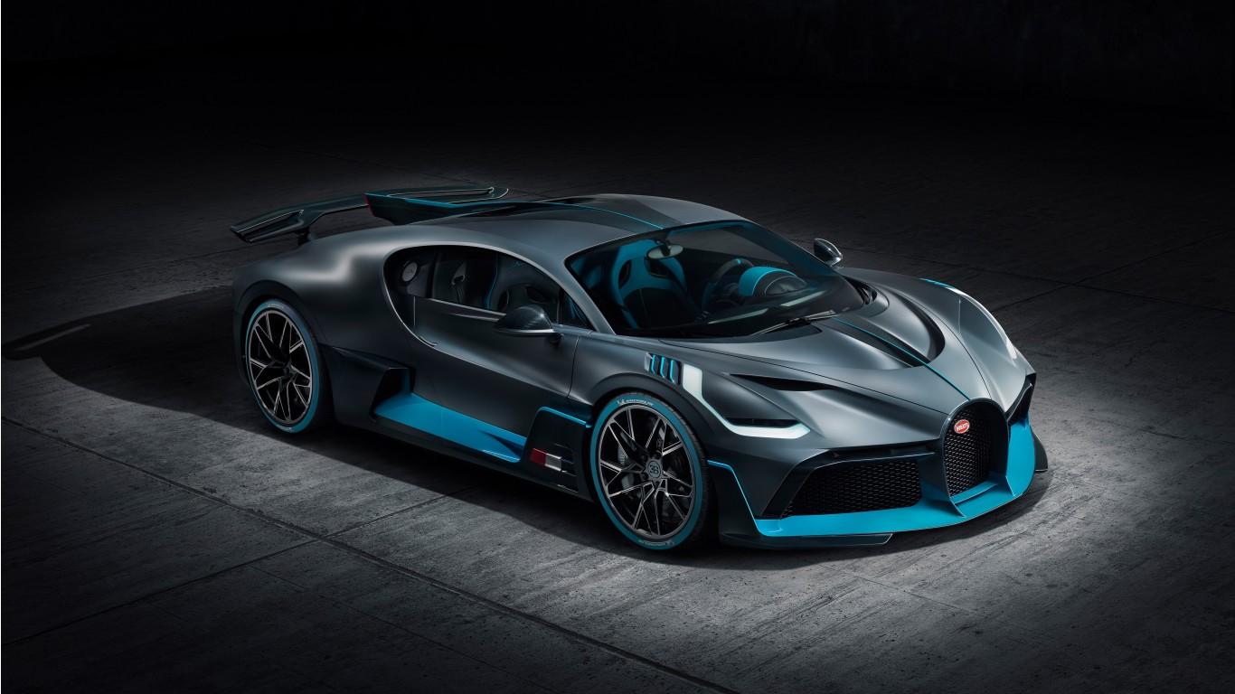 2019 Bugatti Divo 4K Wallpaper | HD Car Wallpapers | ID #11106