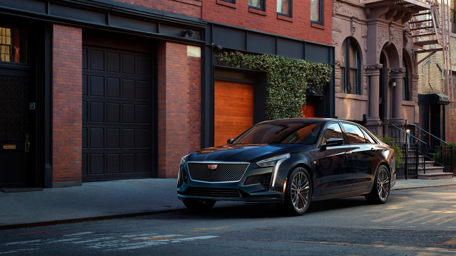 2019 Cadillac CT6 V Sport 2 Wallpaper | HD Car Wallpapers| ID #10010
