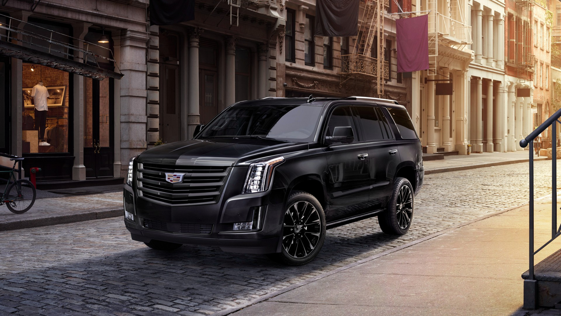 2019 Cadillac Escalade Sport Edition Wallpaper | HD Car Wallpapers | ID #12691