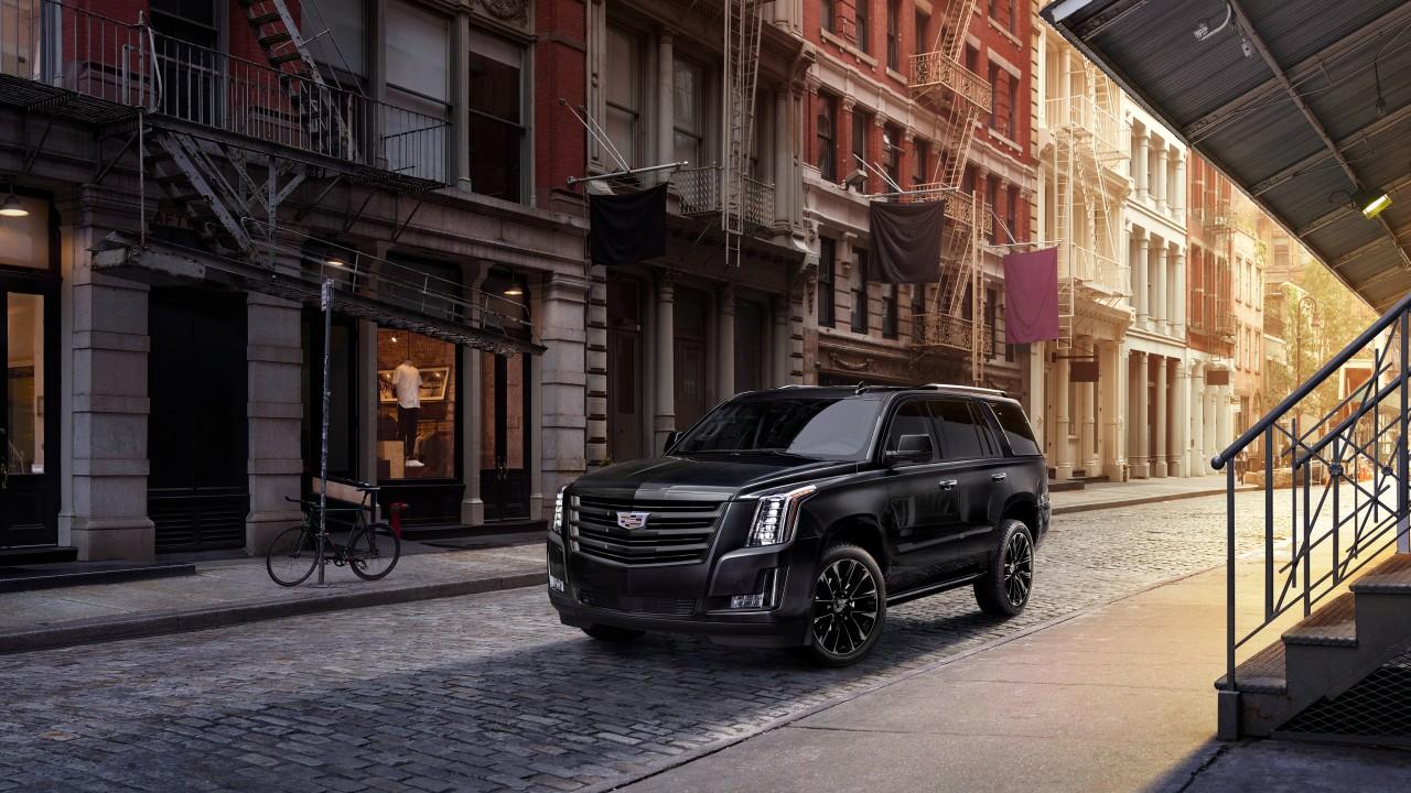 2019 Cadillac Escalade Sport Edition 4K Wallpaper | HD Car ...