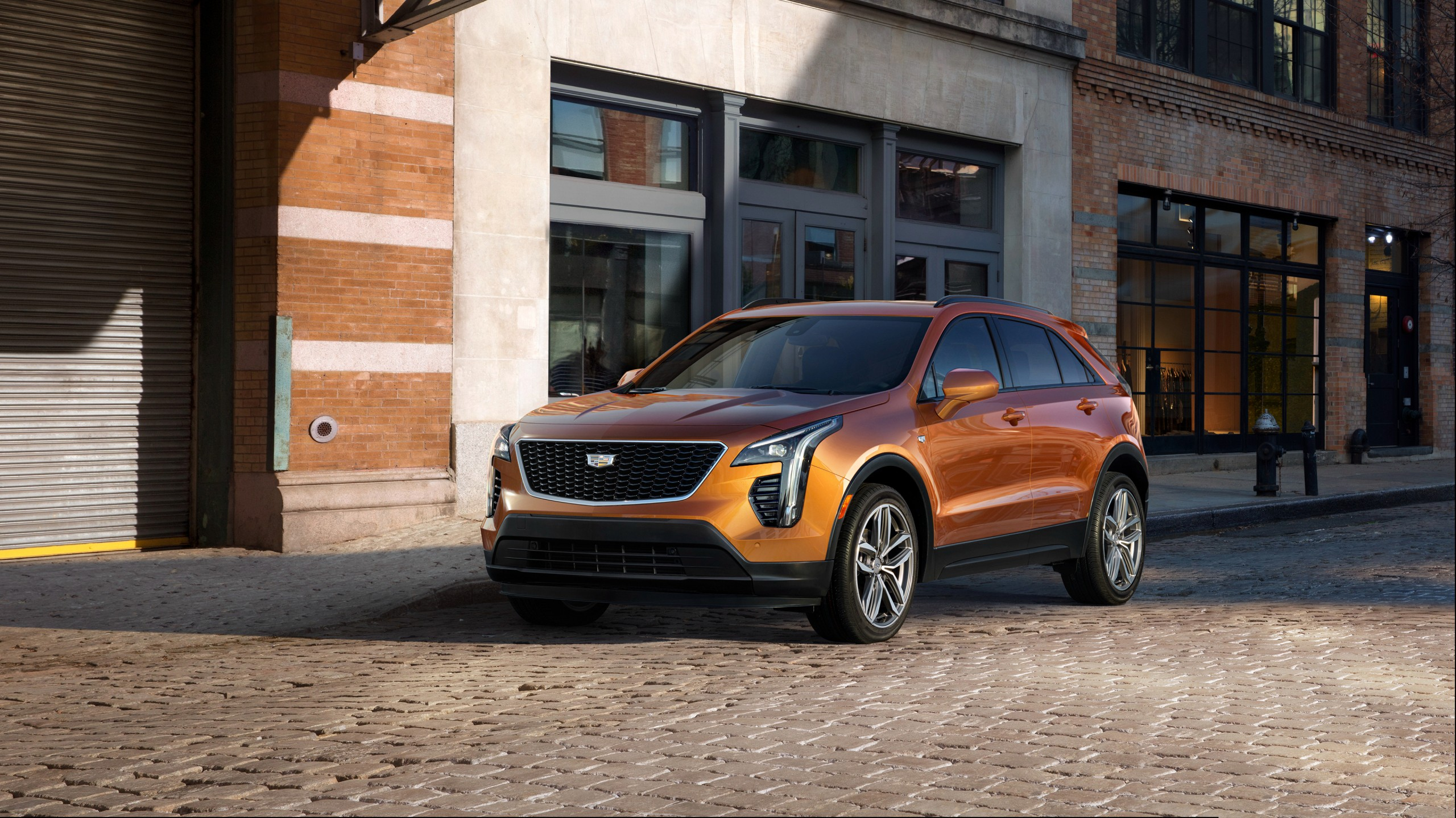 2019 Cadillac Xt4 Sport 4k 2 Wallpaper Hd Car Wallpapers