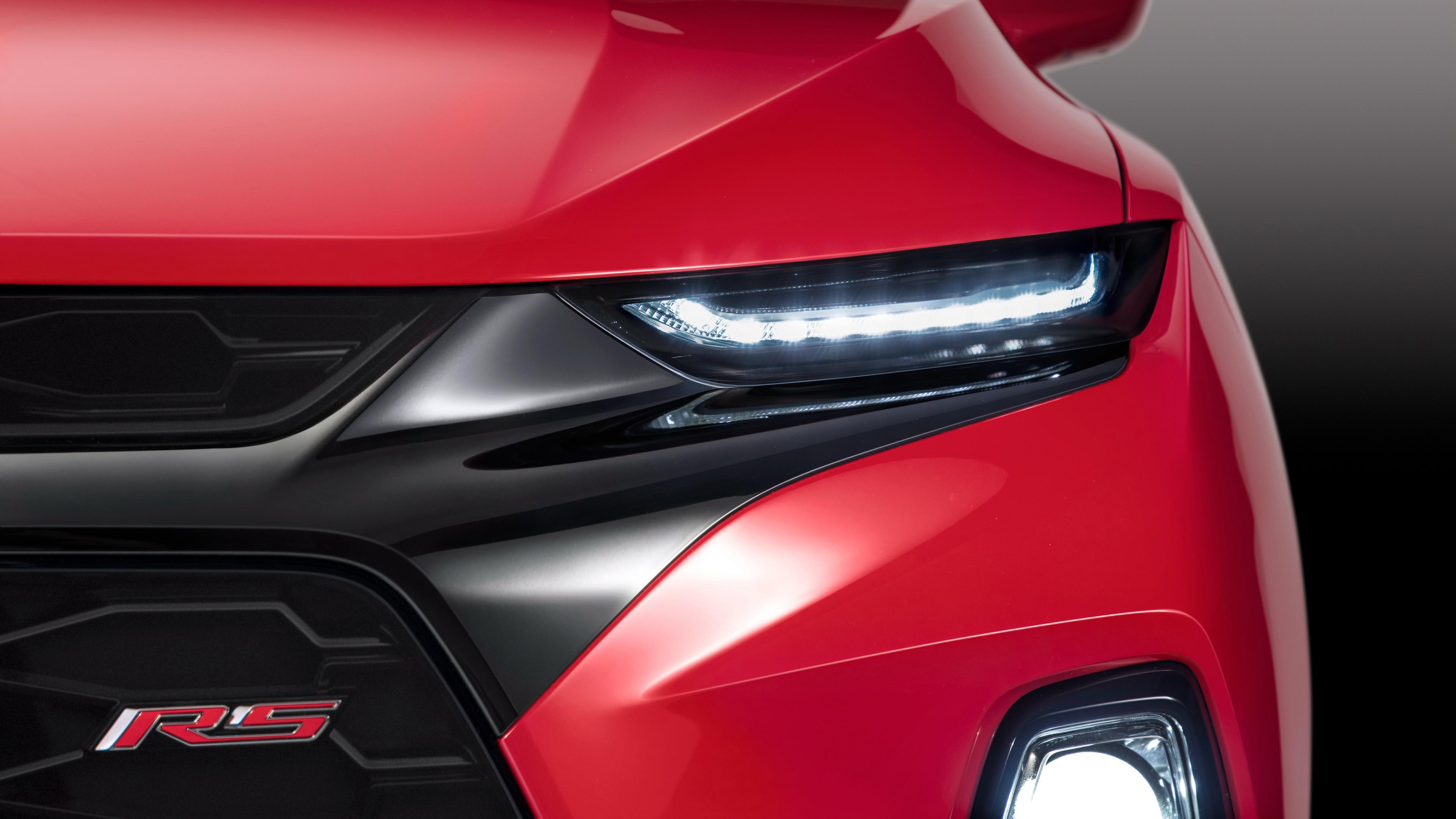 2019 Chevrolet Blazer Rs 4k Wallpaper Hd Car Wallpapers Id 10765