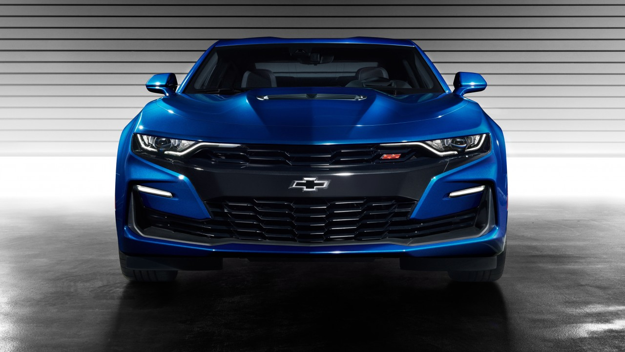 2019 Chevrolet Camaro SS Wallpaper