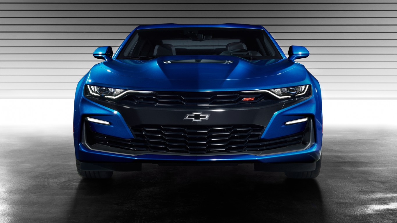 2019 Chevrolet Camaro SS Wallpaper | HD Car Wallpapers ...