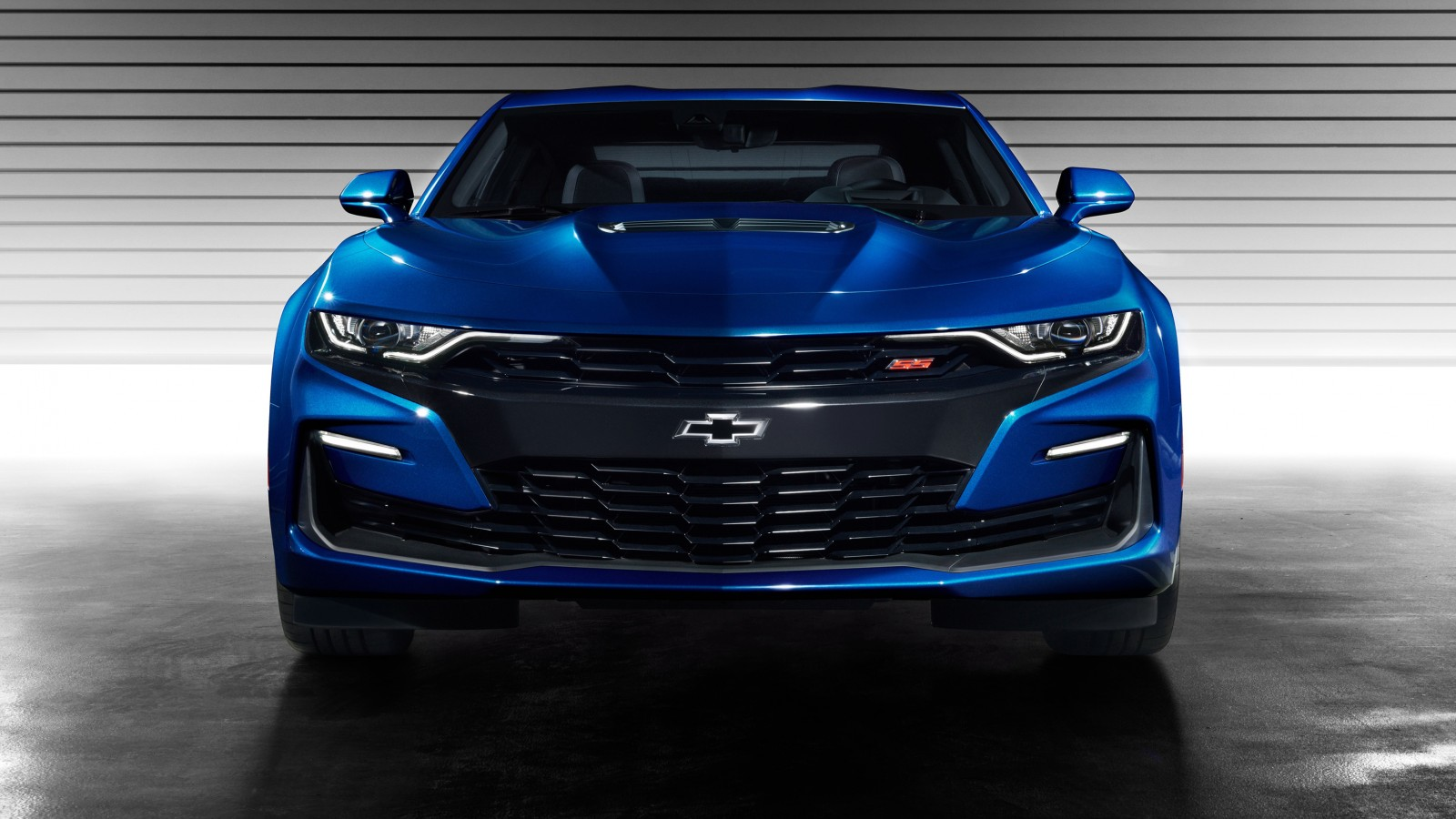 2019 Chevrolet Camaro Ss Wallpaper Hd Car Wallpapers