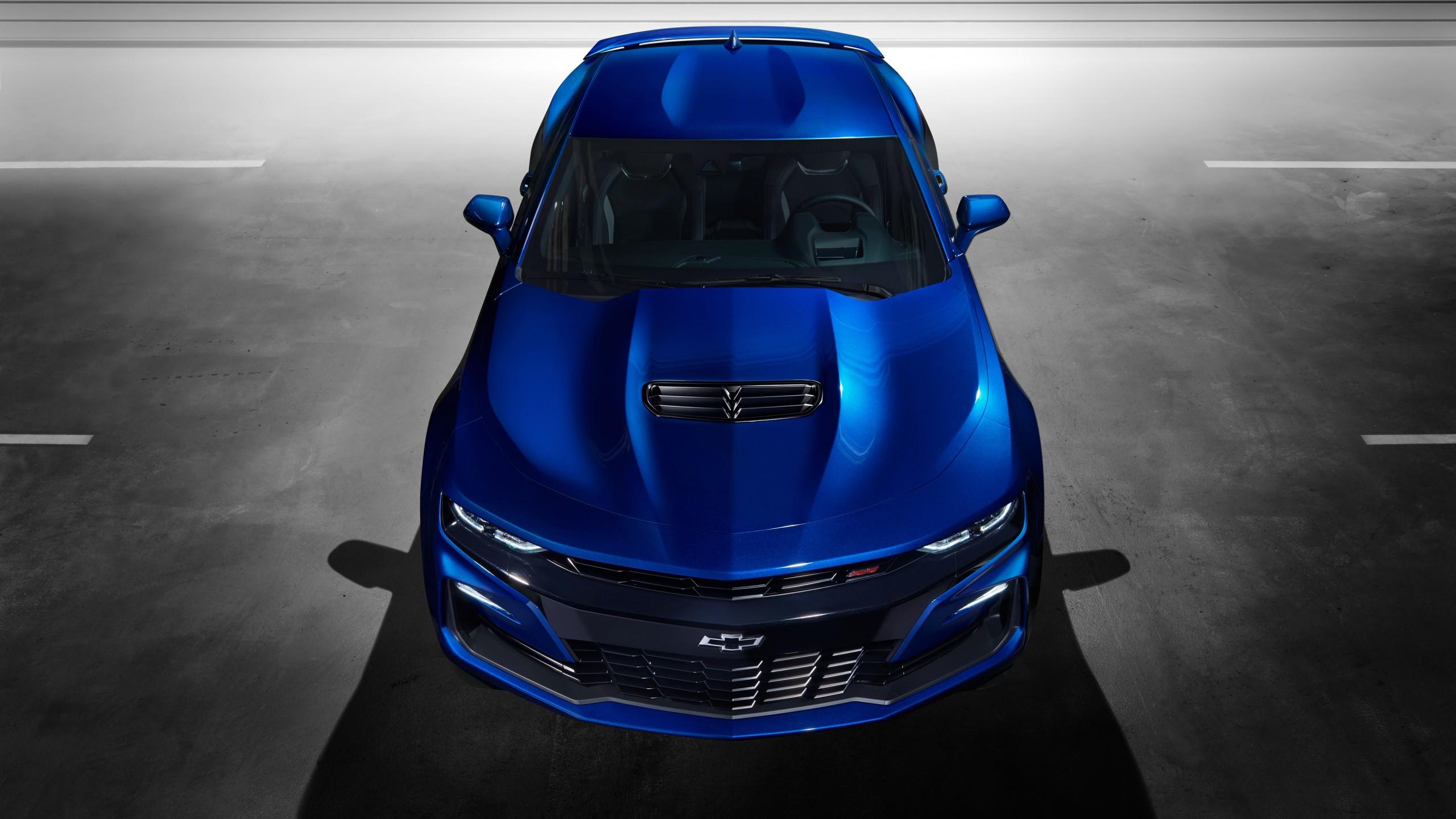 2019 Chevrolet Camaro SS 4K Wallpaper HD Car Wallpapers
