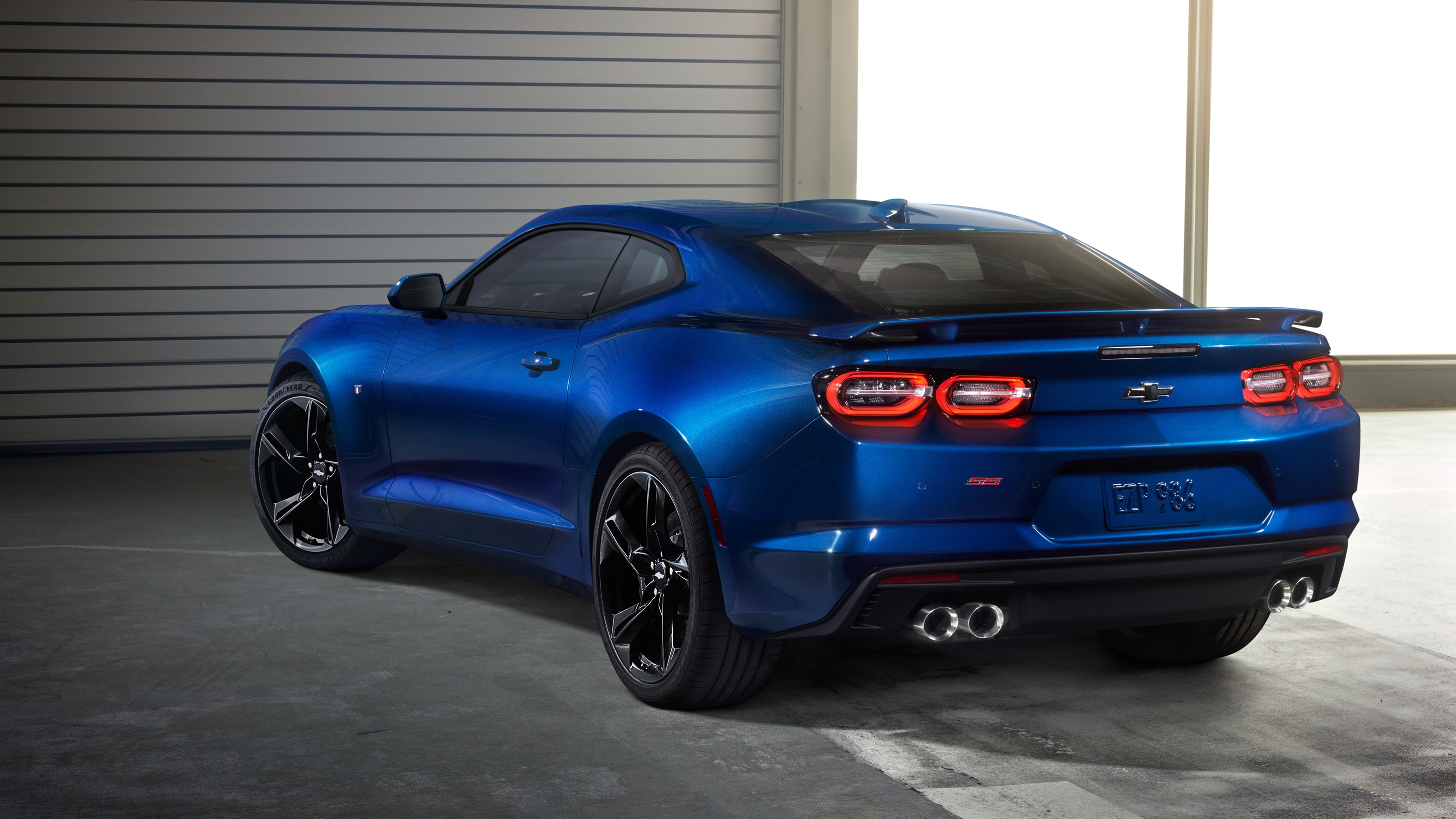 2019 Chevrolet Camaro Ss 4k 2 Wallpaper Hd Car Wallpapers Id 10154